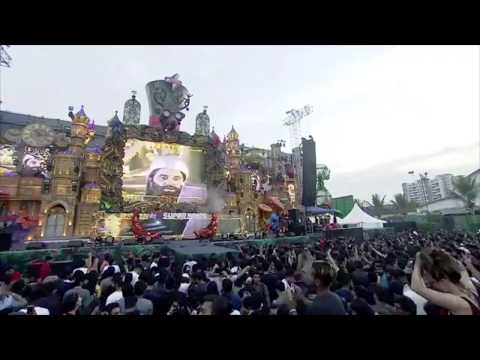 Nucleya Plays BEMET - SABABA - VH1 Supersonic