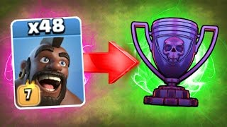 HOW TO COMPLETE THE FIRST EVENT IN CLASH OF CLANS!
