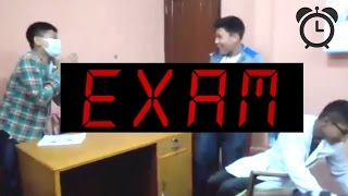 Students Exam///Funny Moments☑️
