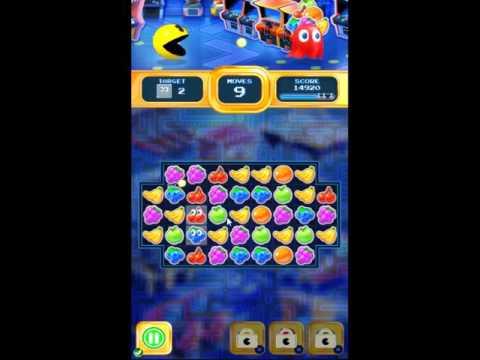 パックマンパズルツアー ステージ 8 / PacMan Puzzle Tour Stage 8