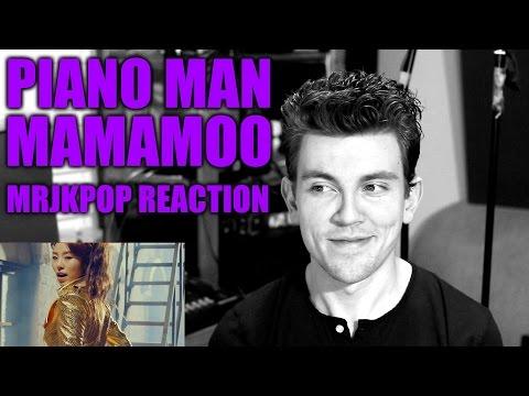 MAMAMOO Piano Man Reaction / Review - MRJKPOP ( 마마무 )