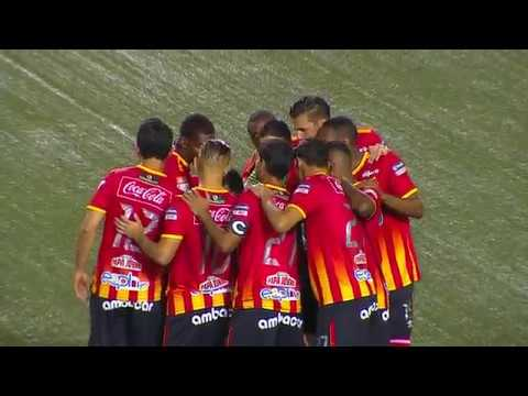 SCCL 2018: CS Herediano vs Tigres UANL Highlights
