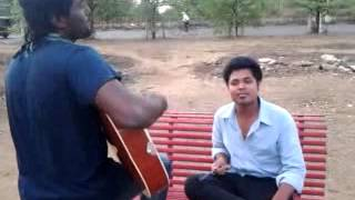 our first non-veg song..ROHAN and ATUL..