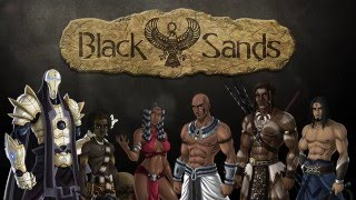 Black Sands: Character Profiles!