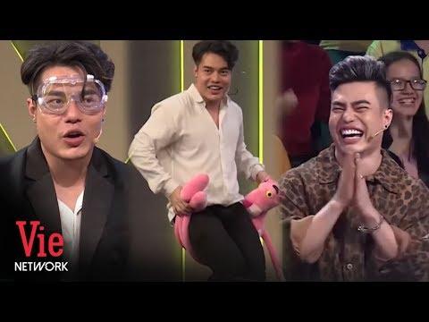 Thánh lầy Lê Dương Bảo Lâm hài hước phá đảo mọi gameshow Việt l Hài 7 Nụ Cười Xuân