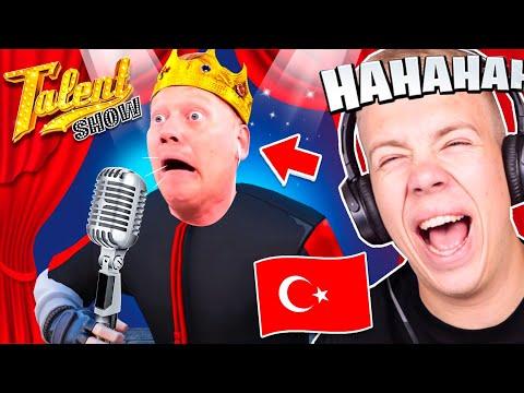 TÜRKISCHER KNOSSI SONG bei Fortnite MEGA TALENT Show 😂