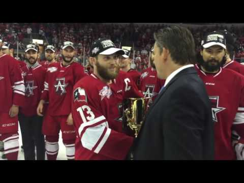 Allen Americans - 2016 Kelly Cup Champions