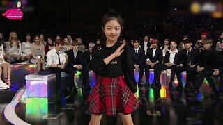 Cô bé 10 tuổi nhảy dance nhóm nhạc Hàn Quốc. Cực Hot
