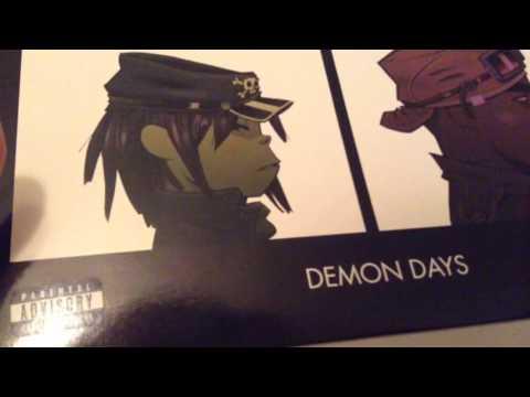 Gorillaz Rarities Episode 2: Original Demon Days vinyl || how to check if it's real or fake