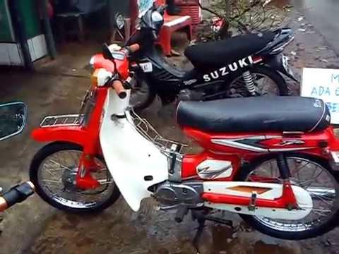 modifikasi motor yamaha 75 terpopuler