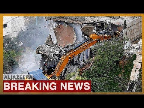 Israel Begins Destroying Palestinian Homes In West Bank