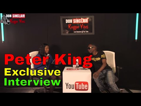 Peter King Exclusive Interview at #YouTube