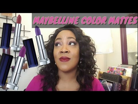 maybelline-bold-matte-sensationals-lipsticks-review-and-swatches -shanta-doll