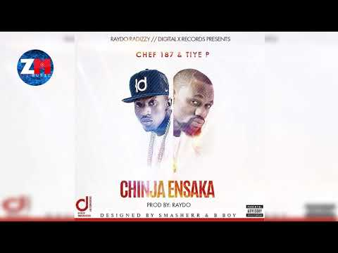 CHEF 187 & TIYE P - CHINJA ENSAKA (Official Audio)  ZEDMUSIC  ZAMBIAN MUSIC 2018
