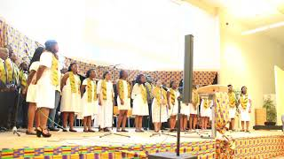 adekye3 nsroma by Hamburg SDA youth choir