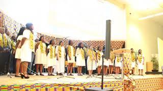 adekye3 nsroma by Hamburg SDA youth choir