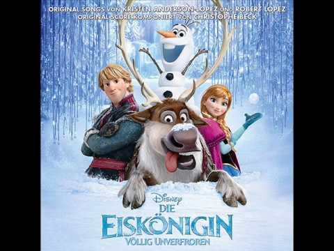 Die Eiskönigin - Völlig Unverfroren Soundtrack - Zum ersten Mal