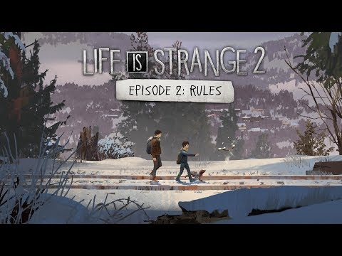 LIFE HAS CONSEQUENCES!! ||  Life Is Strange 2 Episode 2: Rules Full Playthrough thumbnail