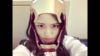 me #アイアンマン #ironman #ㅋㅋㅋㅋㅋㅋㅋㅋㅋㅋ AKB48 相笠萌ちゃん.