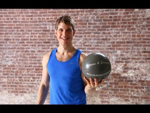 How To: Workout with a Medicine Ball