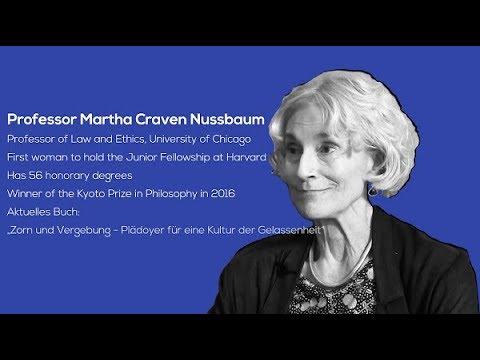 Interview mit Martha Nussbaum