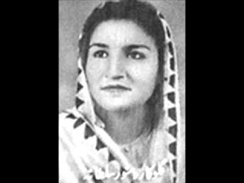 Wasta Ei Rab Da Tu Javeen Way Kabootra Munawar Sultana Film Dulla Bhatti.