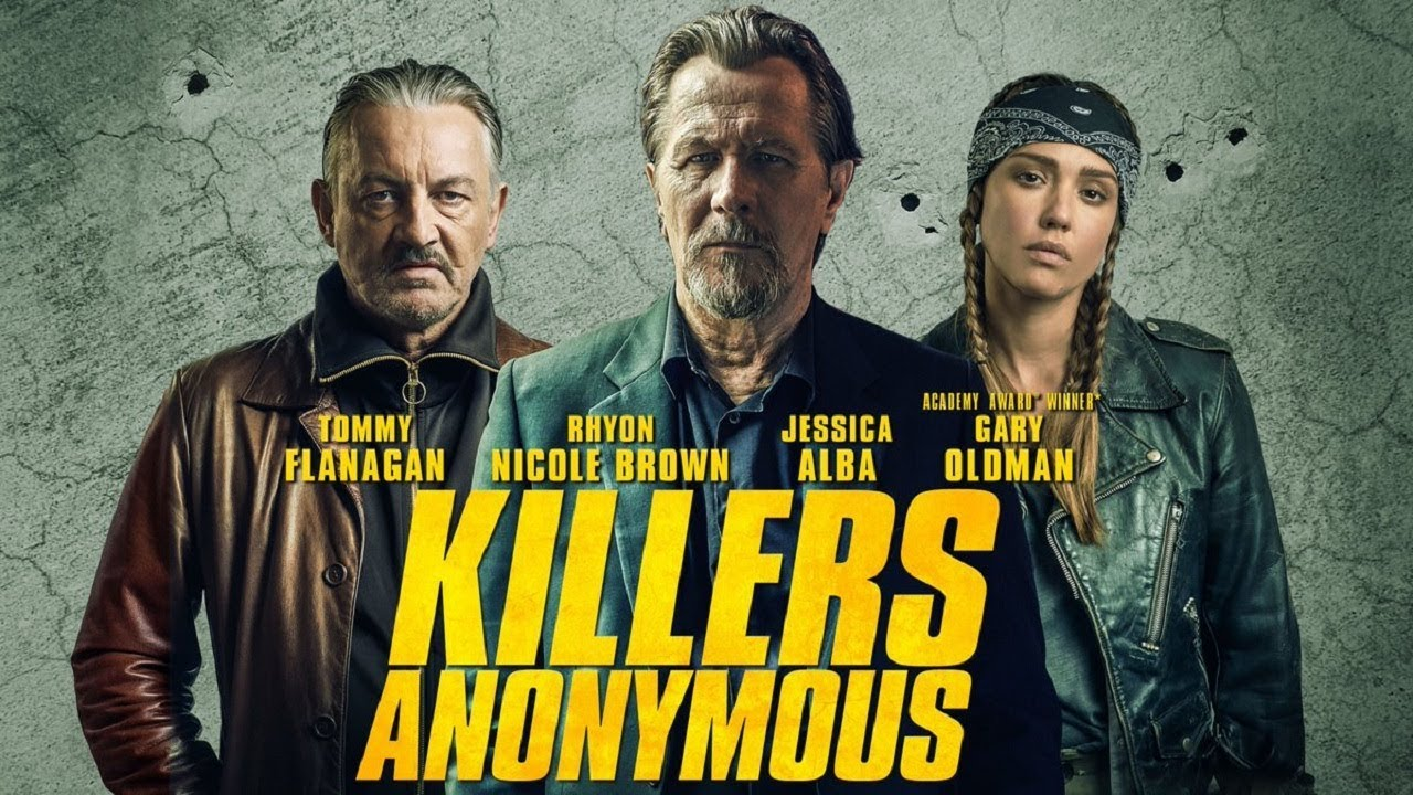 Image result for killers anonymous