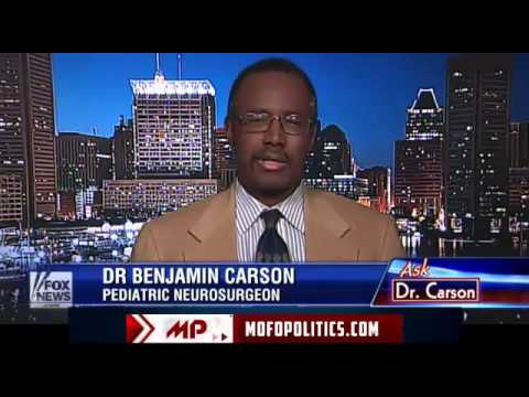 Dr. Benjamin Carson Endorses Rand Paul 2016!