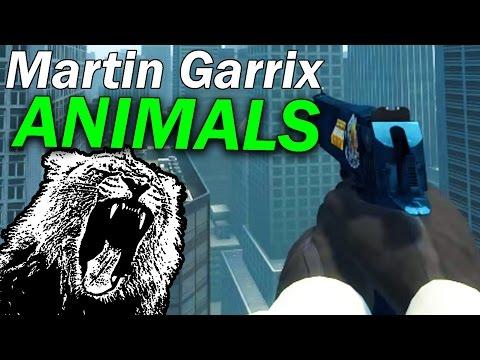 CS:GO Gun Sync: Animals