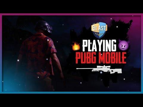 Chicken Challenge   PUBG Mobile Live Ft. Gareebooo YEYEYE
