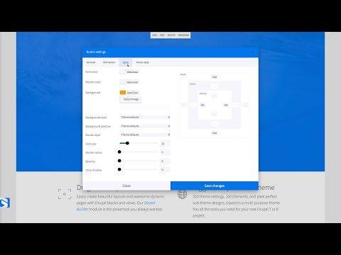 ✅ Drupal Drag And Drop Builder Module For Drupal 8 & 7