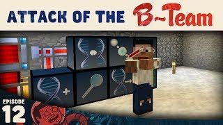 Minecraft ::  Advanced Genetics :: Attack of the B-Team E12