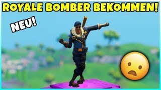 Neue Methode: Royale Bomber Skin bekommen in Fortnite Battle Royale