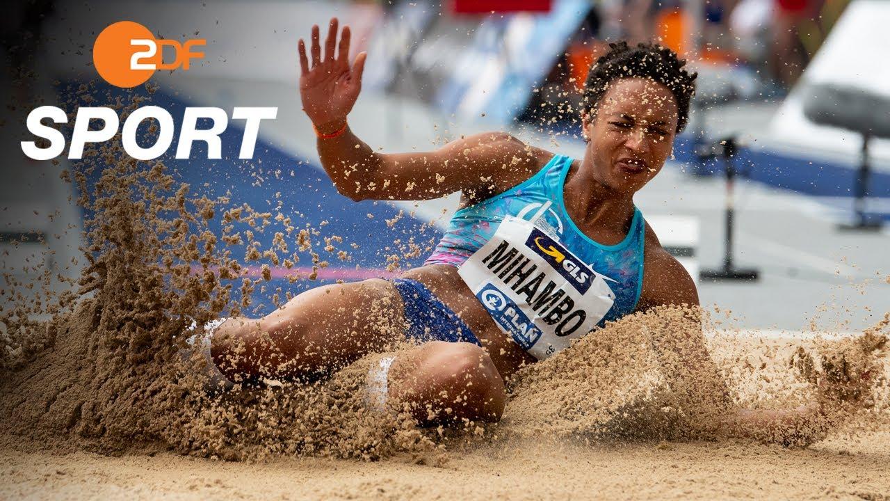 Nackt malaika mihambo Olympics: Malaika