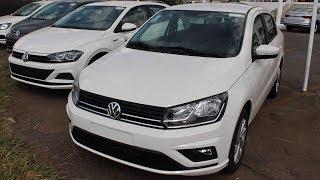 Novo VW Gol 2019 1.6 Completo: preço, detalhes, consumo - www.car.blog.br