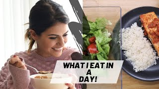 Realistic What i eat in a day VLOG! (& Το πλάνο διατροφής μου)