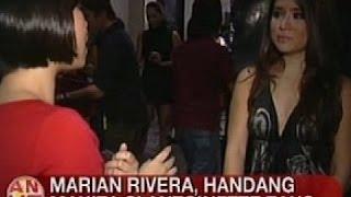 UB: Marian Rivera, handa umanong makita si Antoinette Taus
