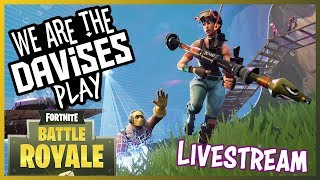YAYAYAY im live!  | Fortnite Live Stream