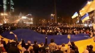 Донецк поднялся за единую Украину! Видео с митинга в Донецке на песню Океан Эльзы