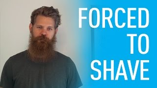 How To Handle Being Forced To Shave Your Beard | Beardbrand