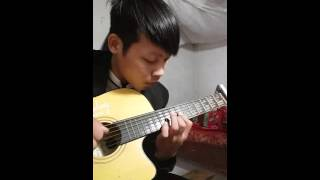 Tình Nhạt Phai - guitar finger style