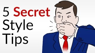 5 Style Secrets...I've NEVER Shared | Rare Fashion Tips I Haven't Talked About