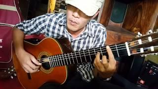 Trái tim bên lề guitar semi classic