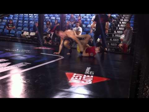 Filip Novak (UFK Trešnjevka) vs Luka Vukas (UFK Piranha) Cage Grappling