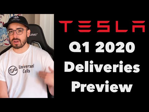 How Many Cars Will Tesla Deliver In Q1 2020?