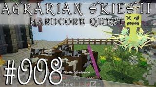 Agrarian Skies 2 [#008][HD][Deutsch] Zusammenfassung, ein Schwert und Thaumcraft