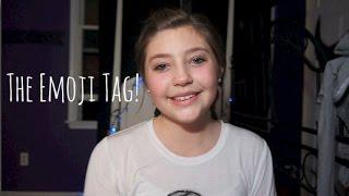 THE EMOJI TAG! | REILLY KOEBEL