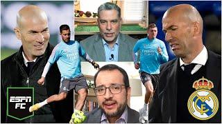 REAL MADRID Zidane entre buenas y malas NOTICIAS para La Liga y Champions. ¿Hazard, listo? | ESPN FC