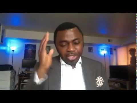 The Call, The Crew, and The Christ 1. (Dr. Kofi Thompson)