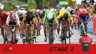 TOUR DE FRANCE 2017 | STAGE 2 | PRO CYCLING MANAGER 2017